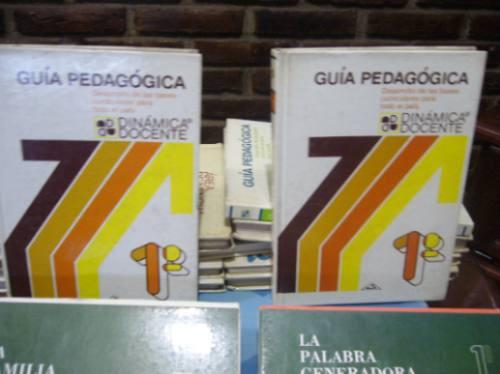 guia pedagogica 1er. grado
