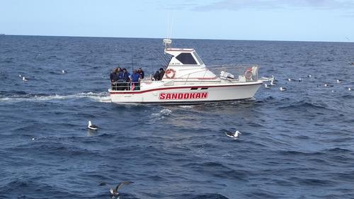 guia pesca excursiones