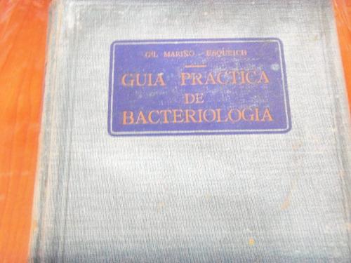 guia practica de bacteriologia - mariño - esqueich