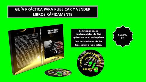 guía practica para publicar y vender un libro rápidamente