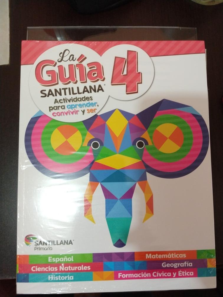 Guía Santillana 4 + En Pocas Palabras + Matemáticas ...