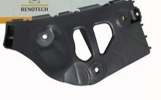 guia traseiro direito do parachoque sandero