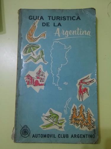 guia turística de la argentina aca