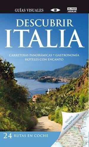guía turística italia aguilar