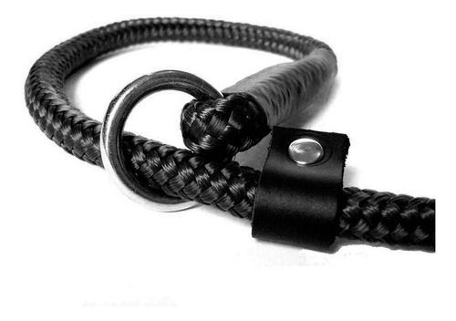 guia unificada adestramento 10mm 1m enforcador coleira cães