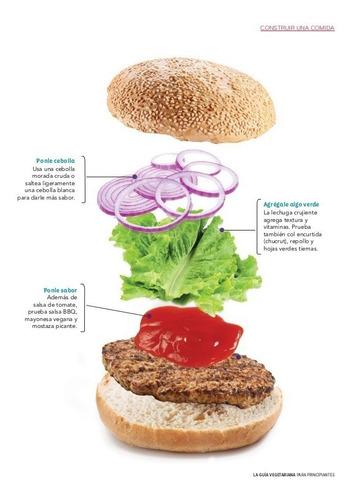 guía vegetariana principiantes +recetario vegano vegetariano