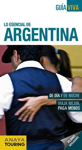 guía viva argentina, ed. anaya