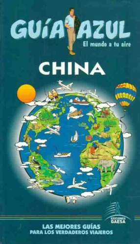 guiando viaje china