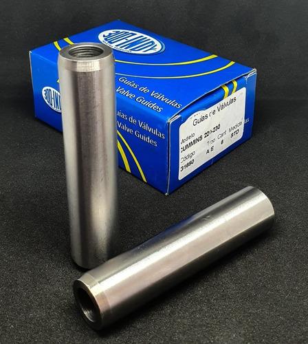 guías de válvula cummins  nh230-230b-250-250b-  350-400 9,6