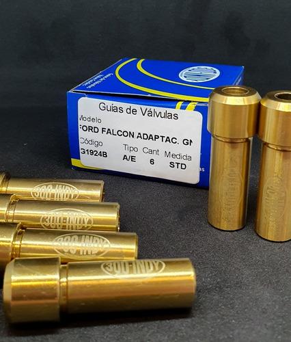guías de válvula ford falcon 221 - gnc