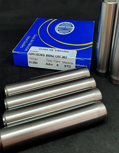 guías de válvula mercedes benz  om312/314/321/322/352/353a