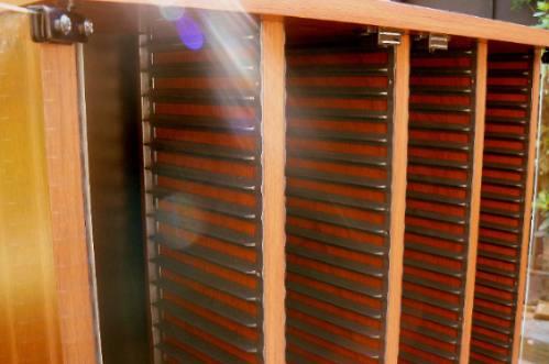 Guias grandes! x 10 pares porta cd dvd blu ray ps4 33x14 cm $ 190