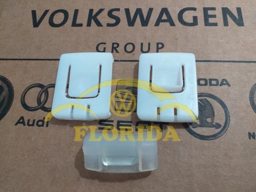 guias plasticas deslizantes asientos gol y otros orig vw