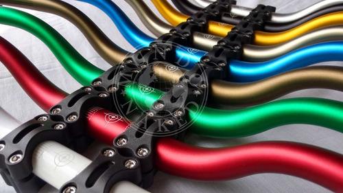 guidao oxxy naked+adaptador fazer/twister/cb/hornet/cb650f