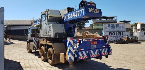 guidaste clark 720 sob caminhão ford 2628e