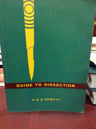 guide to dissection