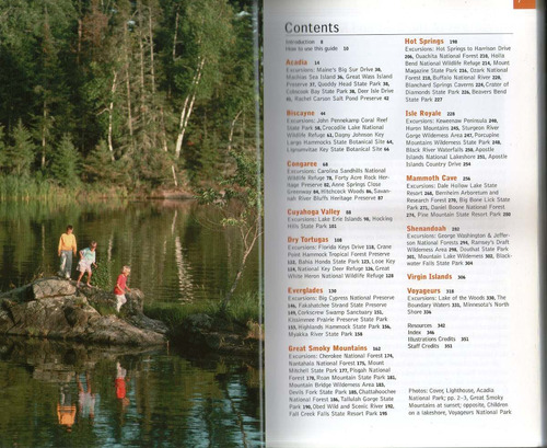 guide to the national parks east & midwest national geograph