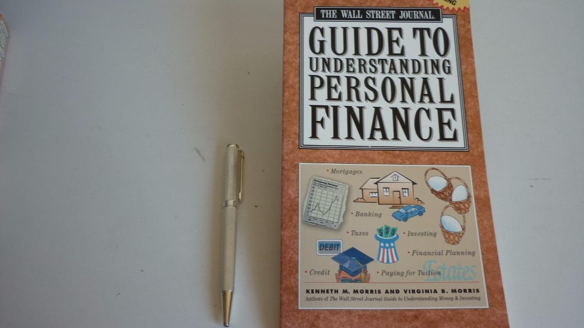 Understanding personal finance