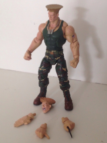 guile - street fighter - sota toys