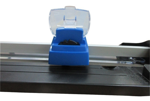 guilhotina refiladora papel 4 em 1 aurora corta vinca ondula