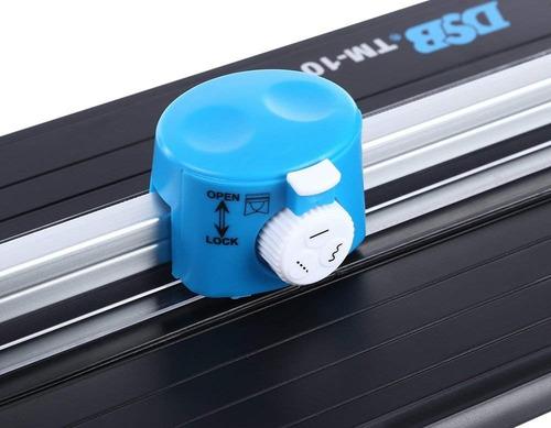 guilhotina refiladora serilhadeira 3 em 1 - tamanho a4