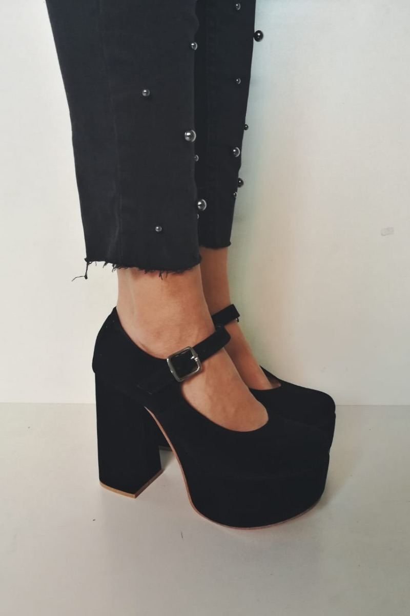 8a51915af3c guillermina sandalias mujer zapatos plataforma alta moda. Cargando zoom.