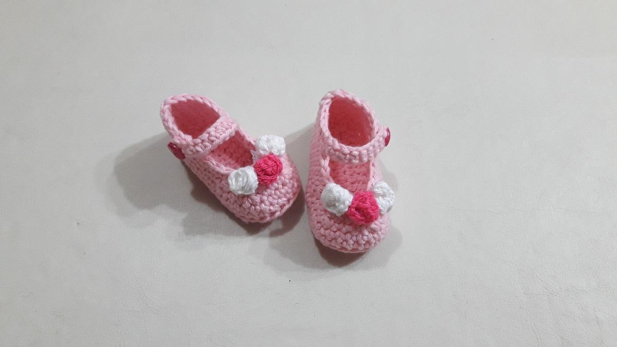 Guillerminas Beba Tejidas En Hilo A Crochet - $ 180,00 en Mercado Libre