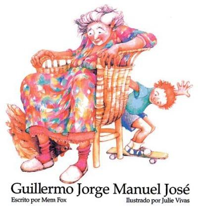 guillermo jorge y manuel jose (c)(libro )