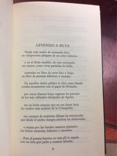 guillermo valencia. obra poetica