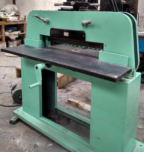 guillotina 72cm manual vendo