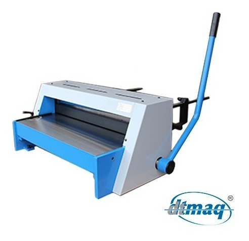 guillotina a palanca de 650 mm, corte hasta 1,25 mm de metal