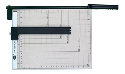 guillotina allwin tamaño a4 12x10 pulg - metal envio gratis