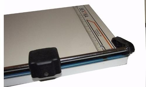 guillotina - cizalla rotativa bextra 28cm de corte autoafila