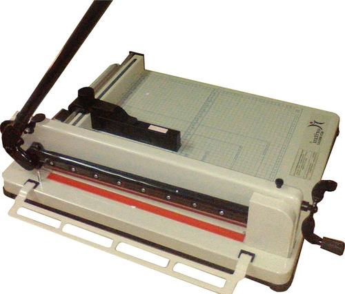 guillotina cizalla rudo 42cm de corte  3años garant moritzu