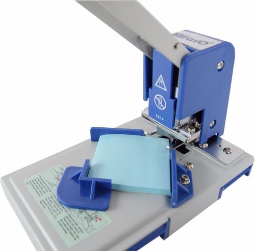 guillotina cortadora redondeadora de esquinas c/3 cuchillas