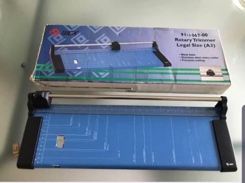 guillotina , cortadora rotativa de disco