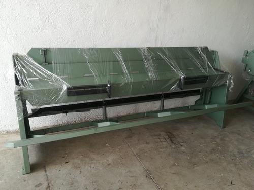 guillotina de lámina 8 pies