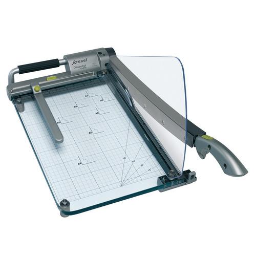guillotina de palanca rexel classic cut cl410