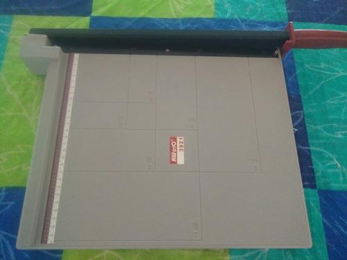 guillotina de papel