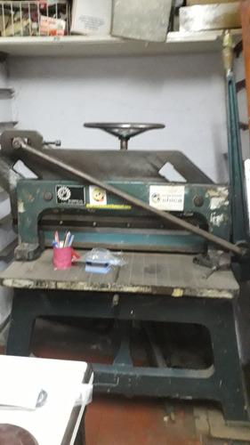 guillotina grafica