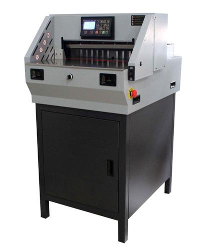 guillotina industrial rafer e490r - súper a3!