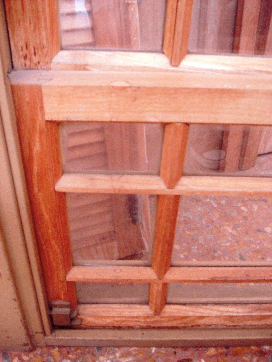 Como se hace una ventana de madera simple ventanas oscilo - Hacer una ventana de madera ...