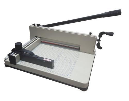 guillotina manual 17pulg corta 400 hojas industrial