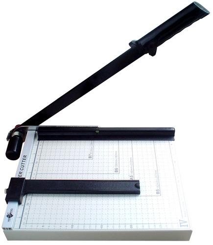 guillotina metalica 48x35 cm  carta y oficio