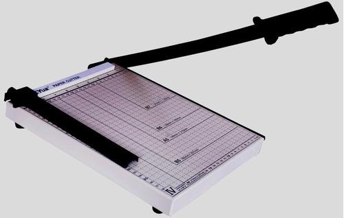 guillotina metálica cortadora de papel tamaño a4 b5 a5 b6 b7