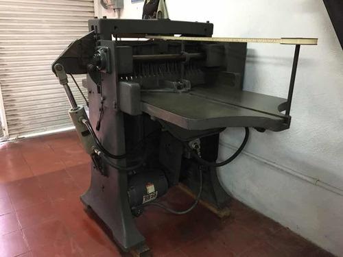 guillotina para corte de papel