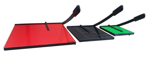 guillotina para papel cizalla de palanca 28x36 cms +obsequio