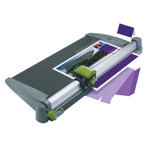 guillotina prepicadora de rodillo rexel smartcut a 535 pro