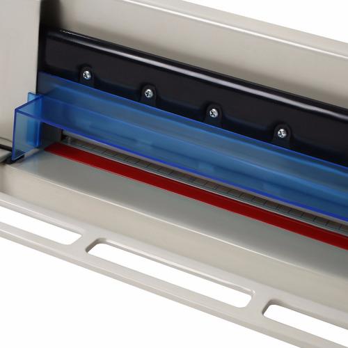 guillotina profesional cortadora de papel 31cm corta400hoja