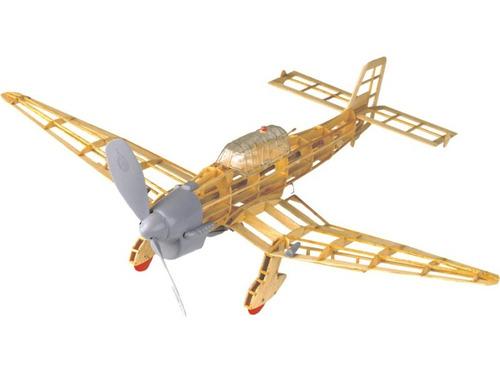 guillows # 508 junkers ju 87b stuka, avión de madera d balsa